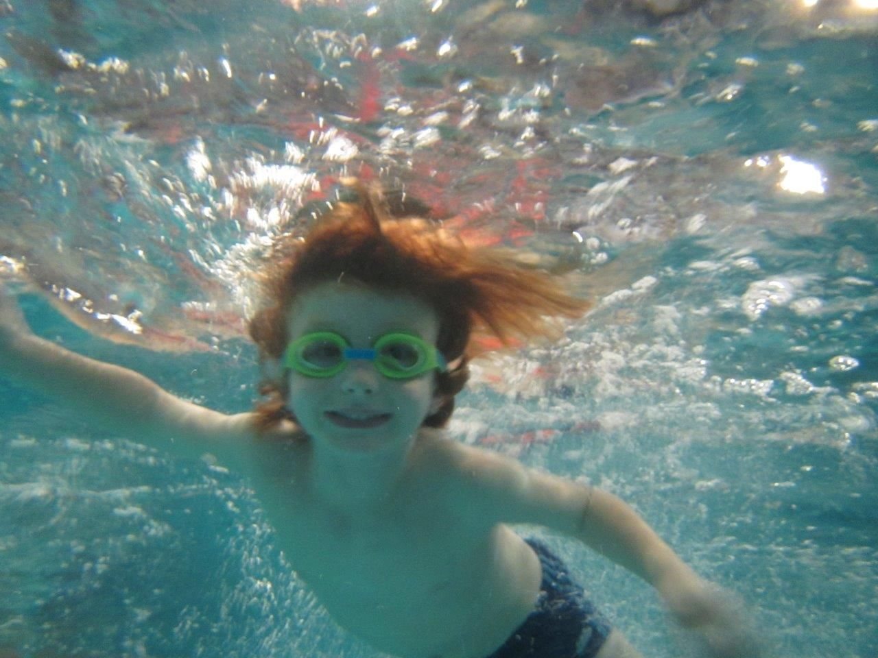 Swimming Lessons for Children and Adults